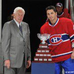 Maxim Lapierre Awarded Jean Béliveau Trophy