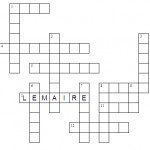 All Habs Crossword Puzzle