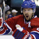 Brian Gionta is Appointed Captain of the Montreal Canadiens