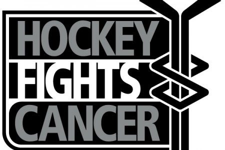 Canadiens Support Hockey Fights Cancer