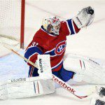 Carey Price Earns Molson Cup in November