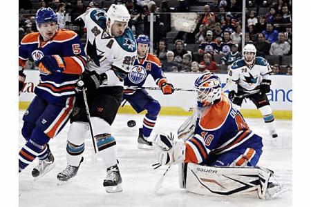Week at a Glance – Oilers, Devils, Sharks