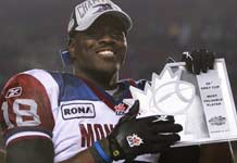 Alouettes Win Grey Cup – Richardson Wins M.V.P. – Parade!
