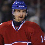 Tomas Plekanec earns Molson Cup honour for January