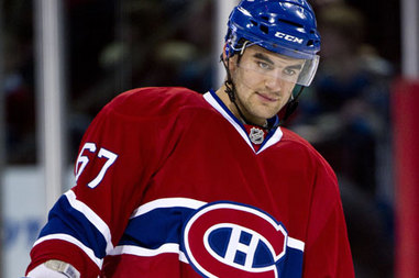 Canadiens Player Bio – Max Pacioretty