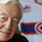 Beliveau hospitalized after suffering a stroke