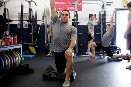 Video: Cammalleri at Biosteel Camp, Day 2
