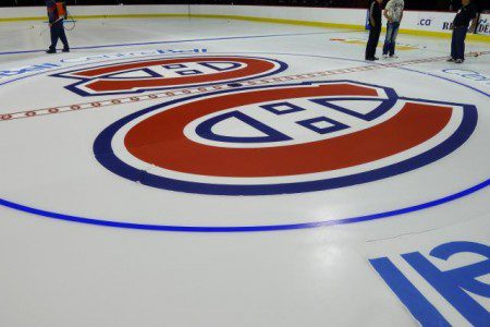 Video: Montreal Canadiens Install Safer Glass