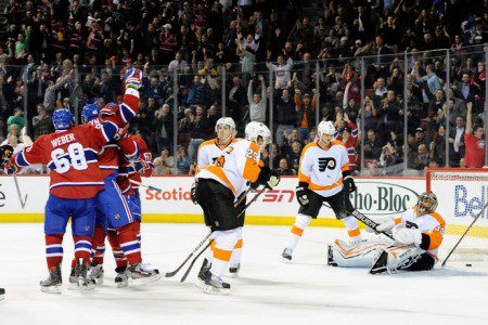 Flyers vs Canadiens: Crisis Averted for Now