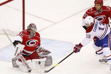 GameDay: Habs vs 'Canes Lineups, Cole's Adjustment, Markov speaks