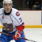 Official Release: 'Dogs sign Desjardins, Palushaj, St-Denis to AHL Contracts