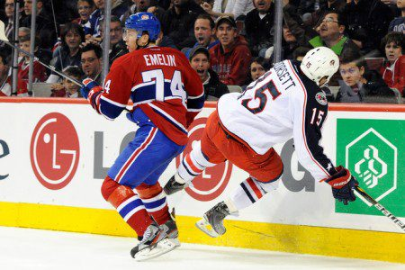 Blue Jackets vs Habs: An Undeserved Point
