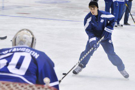 Laugh Lines: Habs Get a Win, Leafs Get a Bieber
