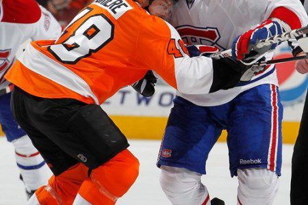 GameDay: Flyers vs Habs Lineups, Gallagher's Wakeup Call, Criticism Grows