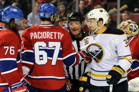 GameDay: Habs vs Sabres Lineups, Habs Tickets, Dryden Event