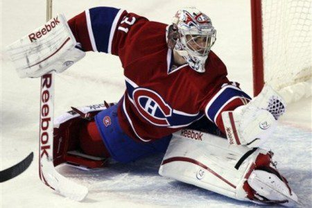 Carey Price Earns 2011-2012 Molson Cup for Player of the Year