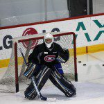Brandon Maxwell at Habs 2012 Development Camp - Part 1. (Photo by Rick Stephens | All Habs)