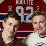 Habs 5th Round Pick #147: Daniel Audette