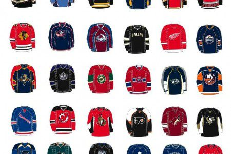 What's in an NHL Jersey?