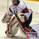 Zachary Fucale des Mooseheads. Photo: Kathy K., AllHabs.net