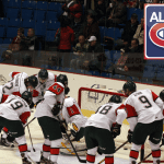 IMG 023 150x150 Photo Gallery: Voltigeurs fall to Mooseheads, 5 2