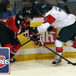 IMG 033 150x150 Photo Gallery: Voltigeurs fall to Mooseheads, 5 2