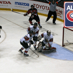 IMG 040 150x150 Photo Gallery: Voltigeurs fall to Mooseheads, 5 2