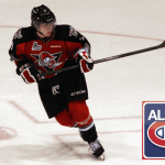Olivier Archambault of the Voltigeurs.