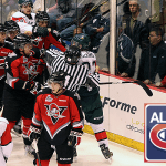 IMG 060 150x150 Photo Gallery: Voltigeurs fall to Mooseheads, 5 2