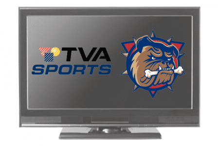 Official Release: TVA Sports to televise 7 Bulldogs' games in November