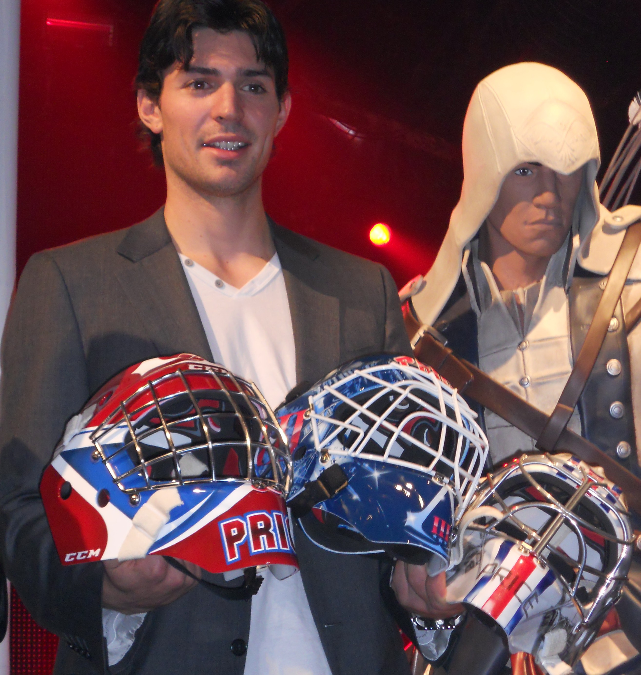 Carey Price New Face Of Assassin S Creed All Habs Hockey Magazine