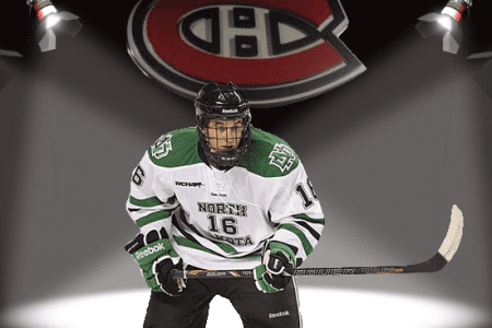 Up Close with Mark MacMillan: Habs Prospect with Discipline, Character
