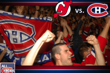 GameDay: Devils vs Habs Lineups, Therrien, Brodeur, Eller, Price