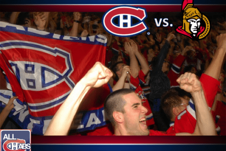 GameDay: Habs vs Senators Lineups, Road Trip, Price, Galchenyuk