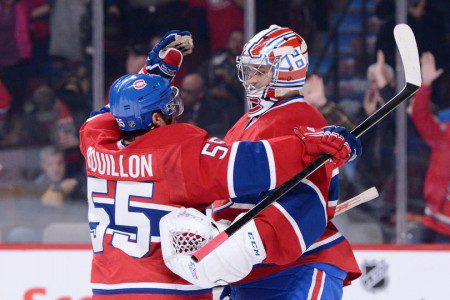 Official Release: Habs Sign Bouillon to One-year Extension