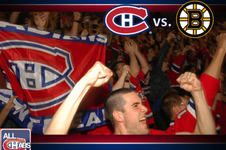 GameDay: Habs vs Bruins Lineups, Prust, Pacioretty, Therrien