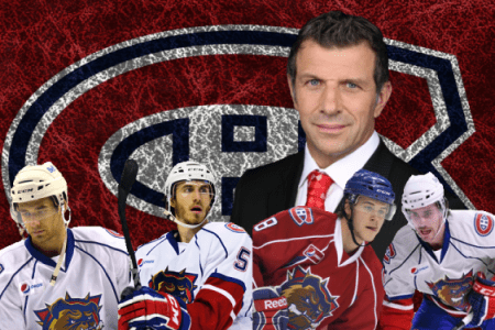 Habs Marc Bergevin in Evaluation Mode