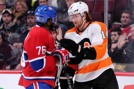 Flyers vs Canadiens Recap: Defenseless