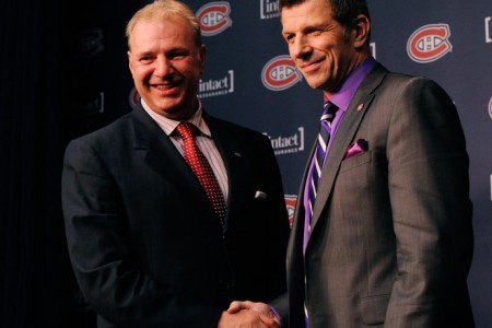 The Curious Tale of Marc Bergevin and Michel Therrien