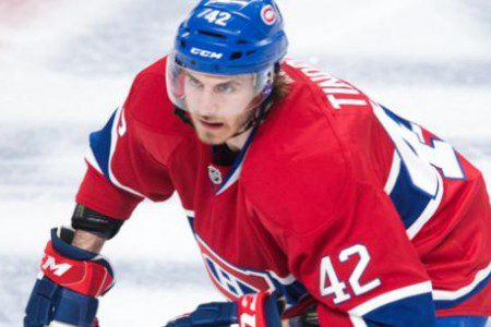 Habs Recall Jarred Tinordi from Bulldogs