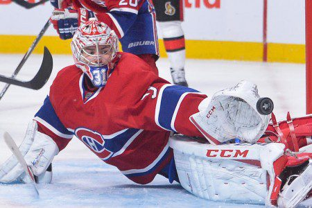 Next Test for Habs Carey Price