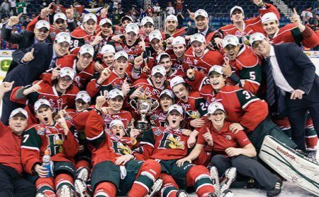 Halifax Mooseheads: 2013 MasterCard Memorial Cup Champions