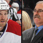 Therrien, MacLean, Prust Set the Stage for Habs, Senators [VIDEO]