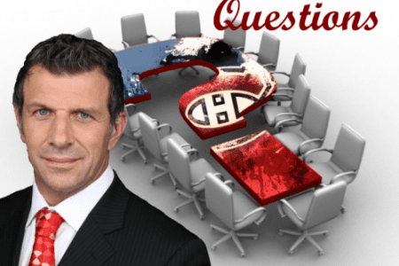 A Habs Off-Season Filled with Questions