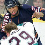 Georges Laraque: A Leap from Grace