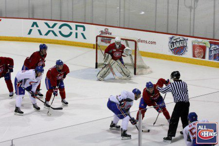 Habs Development Camp Report – Day 3