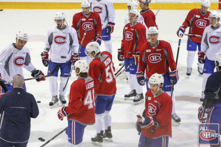 Habs Release Leblanc, 13 Others from Training Camp
