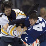 Sabres – Leafs Battle Turns Nasty