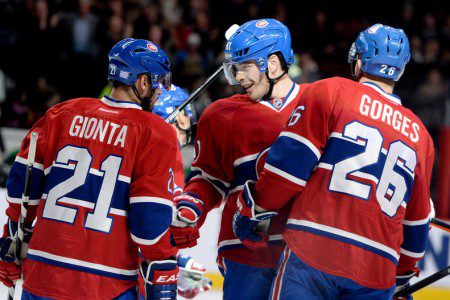 Team Cohesion: How the Loss of Gionta, Gorges May Affect Habs Success
