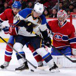 Game Recap: Habs Weather Blues Dominance, Lose in Shootout [VIDEO Highlights]